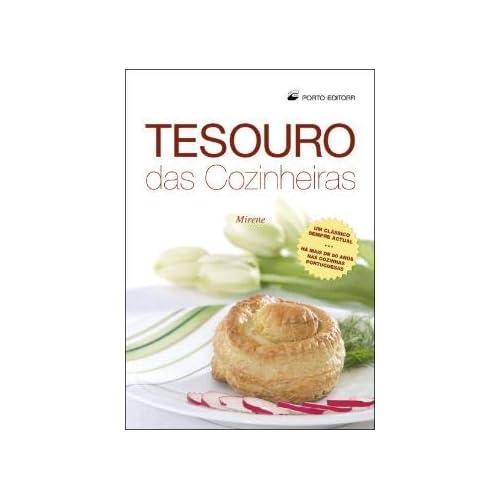 Tesouro das Cozinheiras (Portuguese Edition) [Hardcover] Mirene