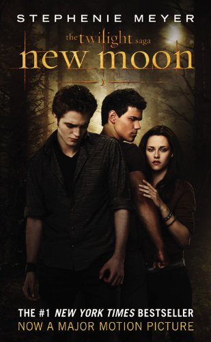 Book cover for New Moon