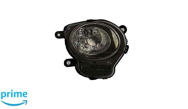 Magneti Marelli 712455501139 Hauptscheinwerfer Linke Getaucht Black