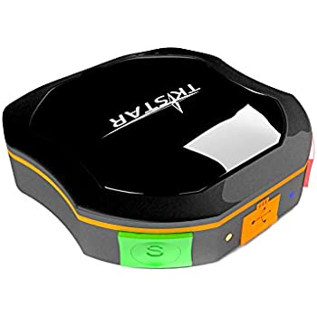 TKSTAR Mini / Wasserdichte GPS Tracker GSM AGPS-Tracking-System für Kinder Eltern Haustiere Cars