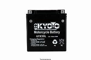 Batterie Moto KYOTO Yix30l - Ss Entr. AGM L 166mm W 126mm H 175mm 12v 30ah