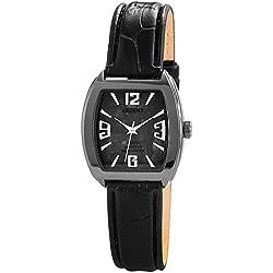 Akzent Damen-Armbanduhr Analog Quarz verschiedene Materialien SS8021100014