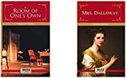 A Room Of One'S Own + Mrs. Dalloway (Set Of 2 Bo