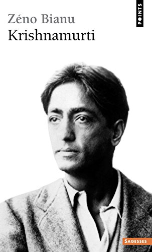 Krishnamurti, ou, L'insoumission de ...