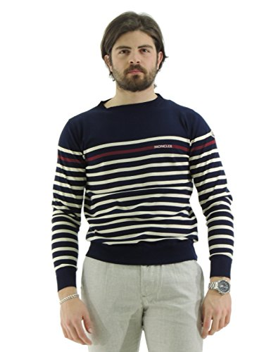 Moncler - Pull - Homme Bleu