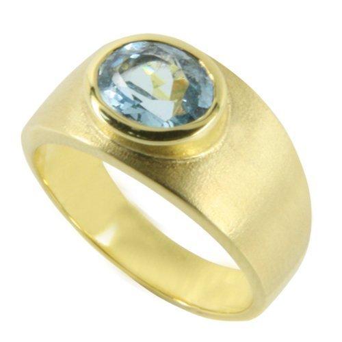 Aquamarin Ring 1,84 ct. (Gelbgold 585) Aquamarinring