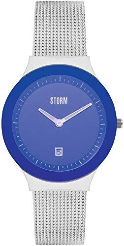 Storm London MINI SOTEC LAZER BLUE 47383/B Orologio da polso uomo