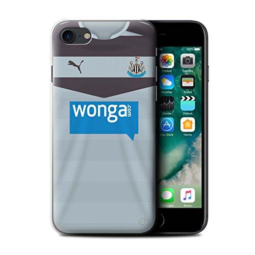 Officiel Newcastle United FC Coque / Etui pour Apple iPhone 7 / Doumbia Design / NUFC Maillot Extérieur 15/16 Collection Gardien But