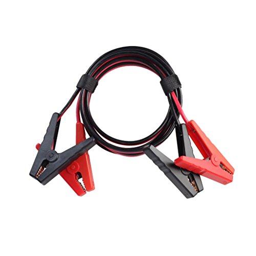 """12/"""" 300 mm Batterie de voiture rouge positive Starter plomb fil de câble sangle M10 Cosses"""