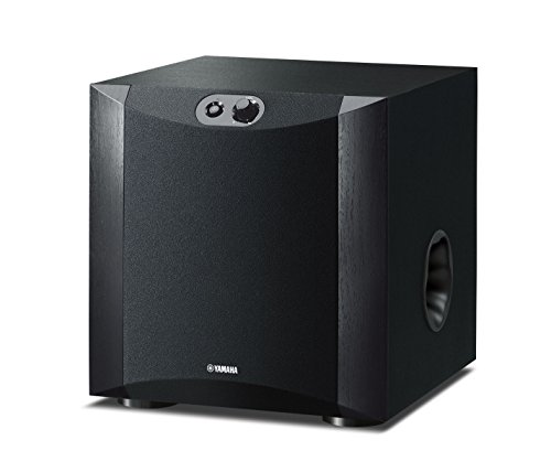 41kviNeTF6L - Yamaha NSSW200 Powered Subwoofer - Black