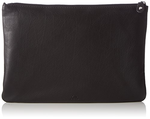 Maitre Herren f3 Bardo Bank Z Geldbörsen, 23x17x1 cm Schwarz (Black 900)