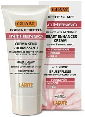 FANGHI ALGA GUAM Crema volumizzante Seno INTHENSO 150ml Push-up cream Breast