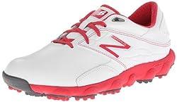 New Balance Womens Minimus LX Golf Shoe,Komen,9.5 B US