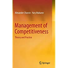 Management of Competitiveness