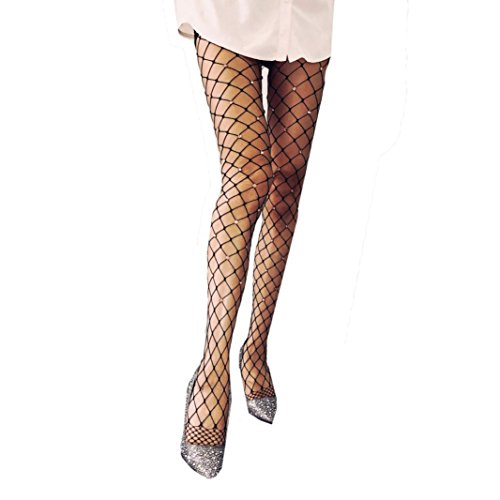 ca033d6746b Women s Sexy Fishnet Tights - Diadia Fashion Womens Net Fishnet Stockings  Pattern Stockings Tights Stockings (