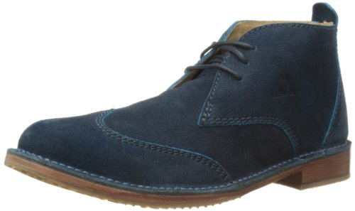Chatham Marine Rambler, Desert boots Homme Bleu (denim)