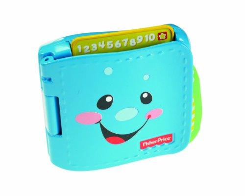 Mattel Fisher-Price Y4273 - Lernspaß Portemonnaie, mit Liedern zum Mitsingen