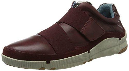 Pikolinos Nerja W4m_i17, Sneakers Basses Homme Rouge (Garnet)