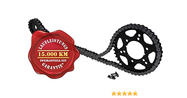 Kettensatz 16 42 Fürkawasaki Er 5 Er500 Er 500 Twister 1997 2006 X Ring Verstärkt Auto
