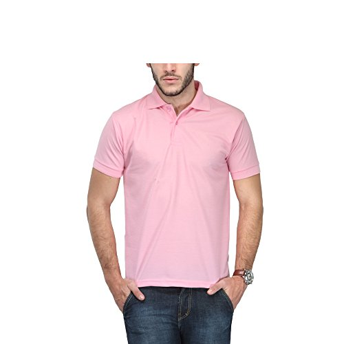 TSX Mens Cotton Rich Polo T-Shirt  available at amazon for Rs.299