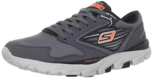 Skechers GO RunAll Season 53508, Scarpe sportive uomo Grigio (Grau (CCOR))