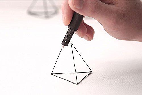 Anpro Filament 85.4 Laufmeter 3D Druckmaterialien, 1.75mm ABS in 14 Farben zu je 6.1m Länge für 3D Stift 3D Pen - 8