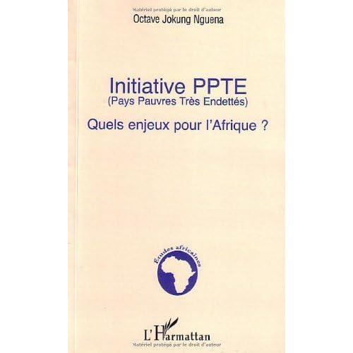 Initiative PPTE : Quels enjeux pour l'Afrique ?