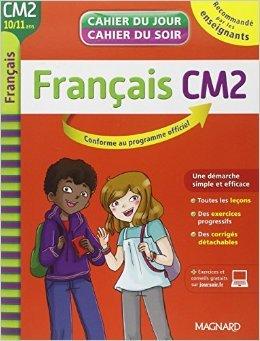 Français CM2 de Magnard ,Cyrielle (Illustrations),Aurélie Abolivier (Illustrations) ( 13 janvier 2015 )