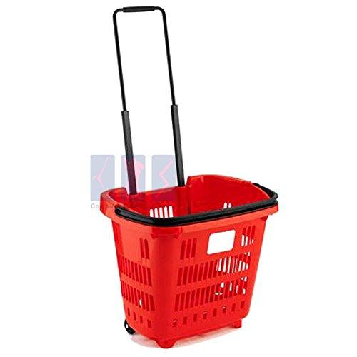 15-x-supermercado-compras-cesta-de-la-compra-cesta-de-la-compra-diy-al-por-menor-rosso