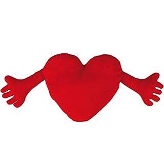 Coussin Coeur Grande Étreinte