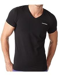 Diesel - T-shirt Col V MICHAEL DIESEL - The Essential