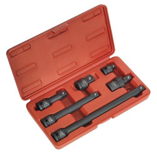 sealey-ak5514-set-mit-1-2-zoll-kraft-adapter-und-verlangerungsstange