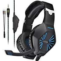 Gaming Headset, INSMART New Xbox One Headset