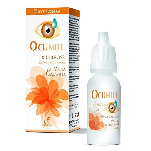 Ocumill Gocce Oculari con Estratti di Camomilla e Malva - 15 ml