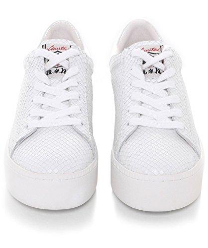 Ash Scarpe Cult Sneaker Argento Donna Argento