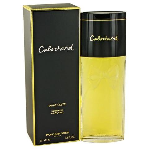 Cabochard by Parfums Gres Eau De Toilette Spray 3.4oz/100ml for Women by Parfums Gres