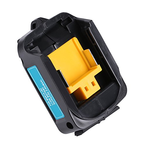 Zerodis ADP05 USB Stromquelle für Makita BL1815 BL1830 BL1840 BL1850 BL1415 Li-Ion Akku 14V und 18V...