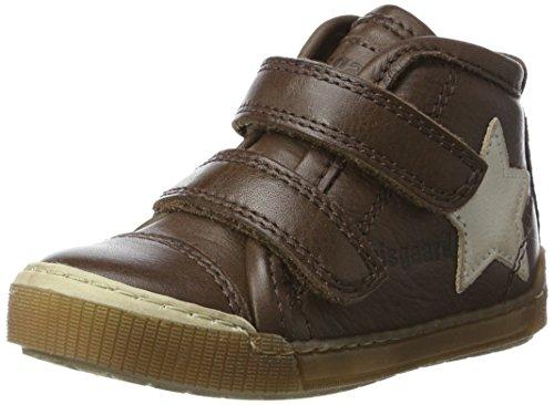 Bisgaard - Klettschuhe, Pantofole a Stivaletto Unisex – Bambini Braun (300 Brown)