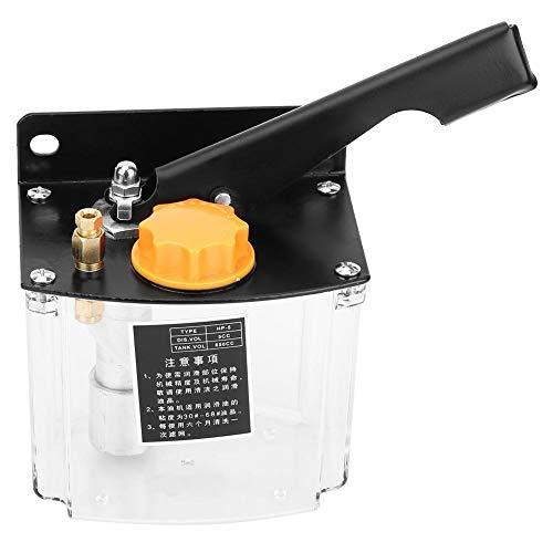 HP-5R Manuelle Schmierpumpe für die Rechte Hand, die im Schmiersystem von CNC-Werkzeugmaschinen, Bearbeitungszentren und Produktionslinien weit verbreitet ist -
