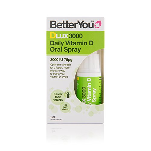 Better You Dlux Vitamin D Oral Spray 15ml for sale  Delivered anywhere in Ireland