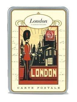 Cavallini Postkarten London