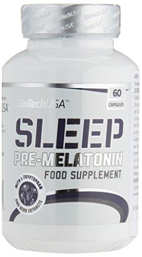 Biotech USA Sleep 60 Kapseln, 1er Pack (1 x 43g) -