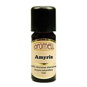 """Amyris (""""Westindisches Sandelholz"""") – 100% naturreines, ätherisches Öl aus Haiti, 10 ml"""