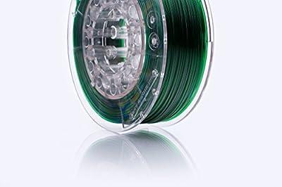 print-Me 5906190617163 Filament für 3D Drucker Swift PET-G 1.75 mm, Green Bottle
