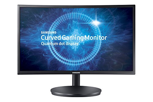 Samsung LC24FG70FQUXEN 59,8 cm (24 Zoll) Curved LED Monitor (HDMI, 1ms Reaktionszeit) schwarz - 2