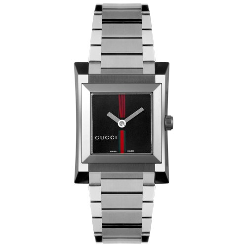 Gucci 111 Stainless Steel Womens Watch YA111502