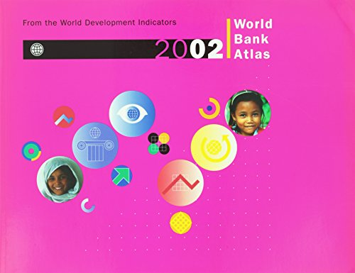 WORLD BANK ATLAS 2002 par Collectif