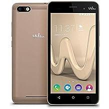Smartphones WIKOTelefono movil smartphone LENNY3 GOLD