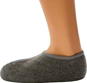 2 Paar Socken Gummistiefel Herren Stiefelsocken Nässeschutz Größe 23/24