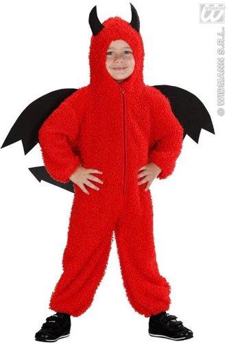 WIDMAN–Der Dschungel Tier Kostüm für Kinder, Größe 1–2Jahre ()